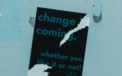 Change Has Arrived